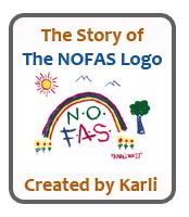 NOFAS logo button