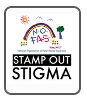 Stigma button