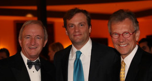 NOFAS Founding Board Member Terry Lierman, President Tom Donaldson, Founding Board Member and former U.S. Senator Tom Daschle